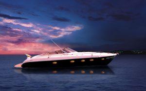 Barche per feste sul lago di Garda