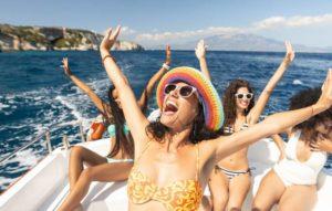 Festa della donna lago di Garda