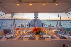 San Valentino in barca lago di Garda